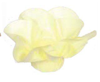 Forminha para Doces Finos - Copo de Leite Amarelo Claro 30 unidades - Decora Doces - Rizzo Festas