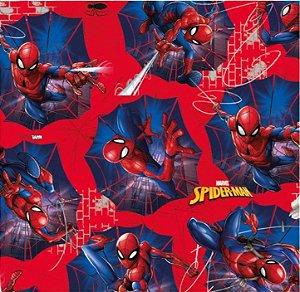 Folha para Ovos de Páscoa Spider Teia 69x89cm - 05 unidades - Cromus Páscoa - Rizzo Embalagens