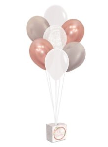 Kit Balões - Festa OH Baby Girl - 01 unidade - Cromus - Rizzo Festas