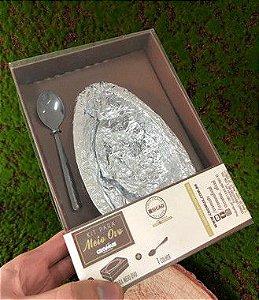 Kit Caixa Marrom com Casca Chocolate 250g ao Leite Sicao - APENAS RETIRADA PESSOALMENTE - 1 unidade - Cromus Sicao Rizzo Embalagens