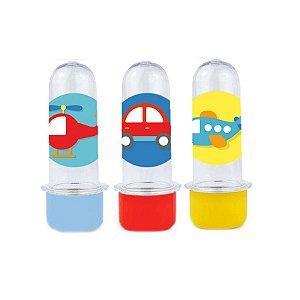 Mini Tubete Lembrancinha Festa Fábrica de Brinquedos - 8cm - 10 unidades -  Rizzo Embalagens e Festas