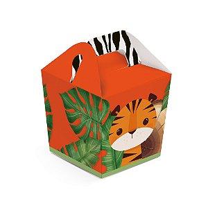 Caixa Sushi - Festa Safari 2 - 08 unidades - Cromus - Rizzo Festas