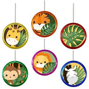 Ioiô para Lembrancinha Festa Safari 2 - 1 unidade - Rizzo Festa
