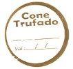 Etiqueta Cone Trufado - 100 unidades - Decorart - Rizzo Embalagens