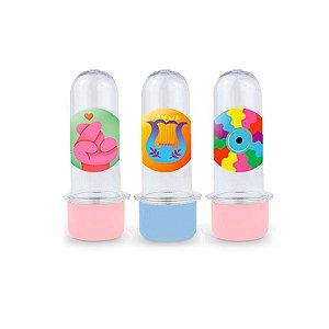 Mini Tubete Lembrancinha Festa Trolls 2 - 8cm - 10 unidades -  Rizzo Embalagens e Festas