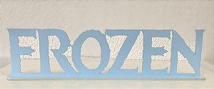 Placa Frozen MDF - R25 - 01 Un - Mara Móveis - Rizzo