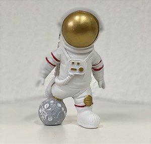 Astronauta de Resina - 01 Unidade - Art Lille - Rizzo Festas