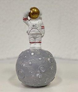 Astronauta de Resina na Lua - 01 Unidade - Art Lille