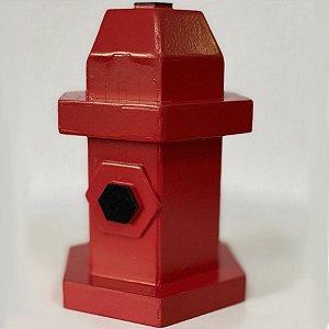 R25 - Decoração MDF - Hidrante - 01 Unidade - Mara Móveis - Rizzo Embalagens