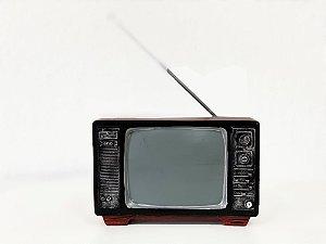 Enfeite Resina TV - 01 Unidade - Art Lille - Rizzo Festas