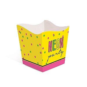 Cachepot Festa Neon - 08 unidades - Cromus - Rizzo Festas