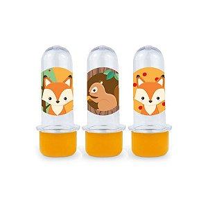 Mini Tubete Lembrancinha Festa Bosque - 8cm - 10 unidades -  Rizzo Embalagens e Festas