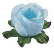 Forminha para Doces Finos - Rainha Azul Bebê - 40 unidades - Decora Doces - Rizzo Festas