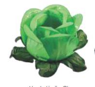 Forminha para Doces Finos - Rainha Verde Limão Claro- 40 unidades - Decora Doces - Rizzo Festas