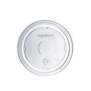 Tampa para Copo/Pote Térmico TCT 360 (para Pote de 240ml/360ml/480) - Rizzo Embalagens