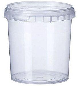 Pote com Lacre Redondo 500ml - WS Plásticos Rizzo Embalagens