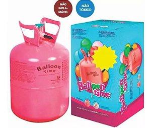 Cilindro Gás Helio Comprimido para 30 Balões - Rizzo Embalagens