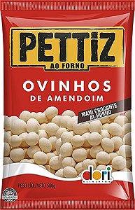 PETTIZ Ao Forno Ovinhos de Amendoim  500G - 01 Unidade - Rizzo Festas