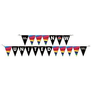 Faixa Decorativa Festa Now United - 01 Unidade - Festcolor - Rizzo Festas