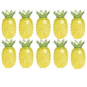 Caixa em Formato de Abacaxi - 10 Unidades - Artlille - Rizzo Festas