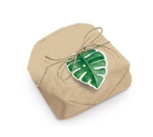 Kit Bem Casado Papel Crepom Cultive Amor 16x16cm - Mini Wedding - 40 unidades - Cromus - Rizzo Embalagens