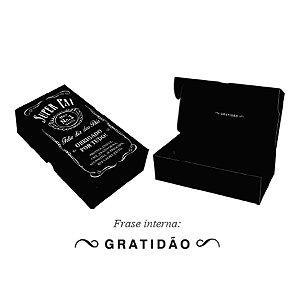 Caixa Pratice (8 Doces) Meu Numero 1 Gratidão Ref.2735 - 10 unidades - Rizzo Embalagens