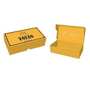 Caixa Pratice (8 Doces) Vozão Ref.2733 - 10 unidades - Rizzo Embalagens