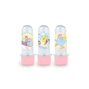 Mini Tubete Lembrancinha Festa Galinha Pintadinha Candy - 8cm - 10 unidades -  Rizzo Embalagens e Festas