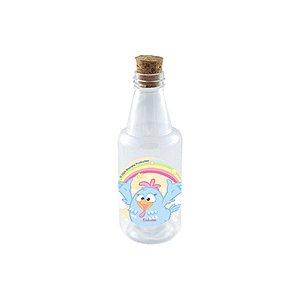 Garrafinha de Plastico 50ml com Tampa Rolha - Festa Galinha Pintadinha Candy - 10 Unidades - Rizzo Embalagens