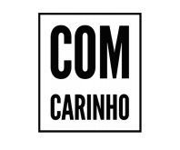 Carimbo Artesanal com Carinho - G - 6,0x7,0cm - Cod.RI-002 - Rizzo Embalagens