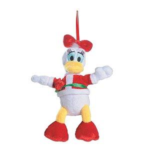 Margarida de Pelúcia 15cm - 01 unidade Natal Disney - Cromus Natal - Rizzo Embalagens