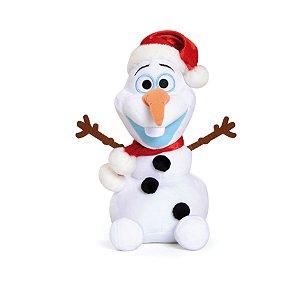 Olaf em Pelúcia 25cm Natal Disney - Cromus Natal - Rizzo Embalagens