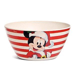 Bowl 520ml Disney Natal - 01 unidade - Cromus Natal - Rizzo Embalagens