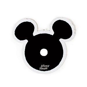 Saia para Árvore Mickey Preto e Branco 120cm - 01 unidade - Natal Disney - Cromus - Rizzo Embalagens