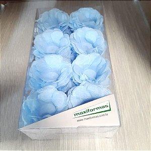 Forminha para Doces Finos - R82 Crepom Azul Bebê - 40 unidades - MaxiFormas