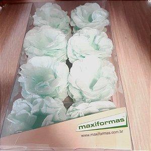 Forminha para Doces Finos - R82 Candy Color Crepom Verde - 40 unidades - MaxiFormas