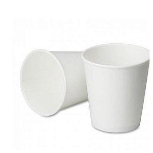 Copo de papel Branco Biodegradável - 20 un - 360 ml - Silver Festas