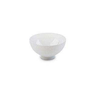Mini Cumbuca Branca - 12 un - 60 ml - Silver Festas