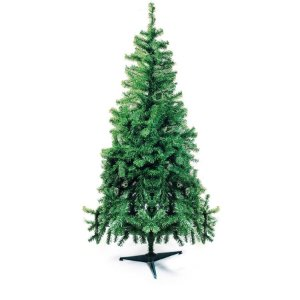 Árvore de Natal Portobelo Verde 1,50m - 01 unidade - Cromus Natal - Rizzo Embalagens