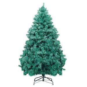 Árvore de Natal Santiago Verde 2,40m - 01 unidade - Cromus Natal - Rizzo Embalagens