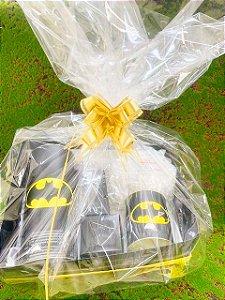 Kit Dia das Crianças Batman - 01 unidade  - Cromus - Rizzo Embalagens