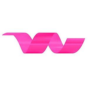 Rolo Fita Lisa Pink - 30mm x 50m - EmFesta - Rizzo Embalagens