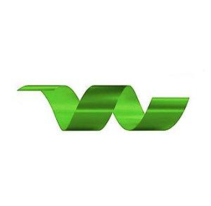 Rolo Fita Lisa Verde Escuro - 20mm x 50m - EmFesta - Rizzo Embalagens