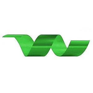 Rolo Fita Lisa Verde Escuro - 30mm x 50m - EmFesta - Rizzo Embalagens