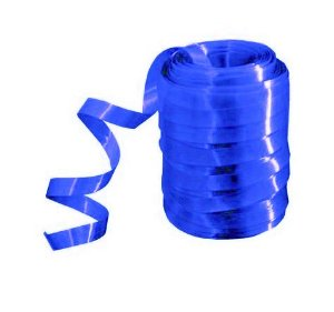 Rolo Fitilho Azul Escuro - 5mm x 50m - EmFesta - Rizzo Embalagens