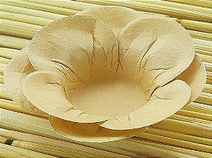 Forminha para Doces Floral Leka Colorset Palha - 40 unidades - Decorart - Rizzo Embalagens