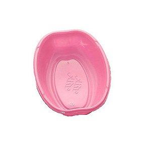 Cumbuca Oval Descartável 10cm Pink - 10 unidades - Trik Trik - Rizzo Embalagens