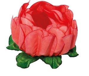 Forminha para Doces Finos - Rosa Maior Coral - 40 unidades - Decora Doces - Rizzo Festas