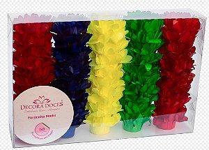 Forminha para Doces Finos - Madri Kit Comemore 08 - 50 unidades - Decora Doces - Rizzo Festas