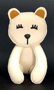 Urso Bichinhos Baby em Feltro - 01 unidade - Pé de Pano - Rizzo Embalagens